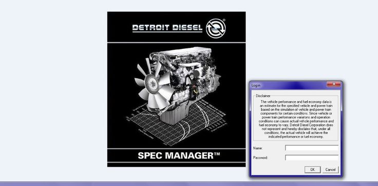Detroit Diesel SpecManager v5.3.5 #Affiliate
