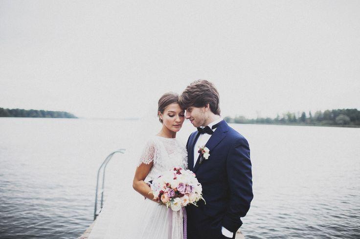 Аня и Максим - Алексей Киняпин свадебный фотограф