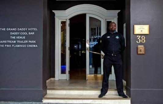 The Grand Daddy Hotel | Luxury Boutique Hotel Cape Town, Long Street