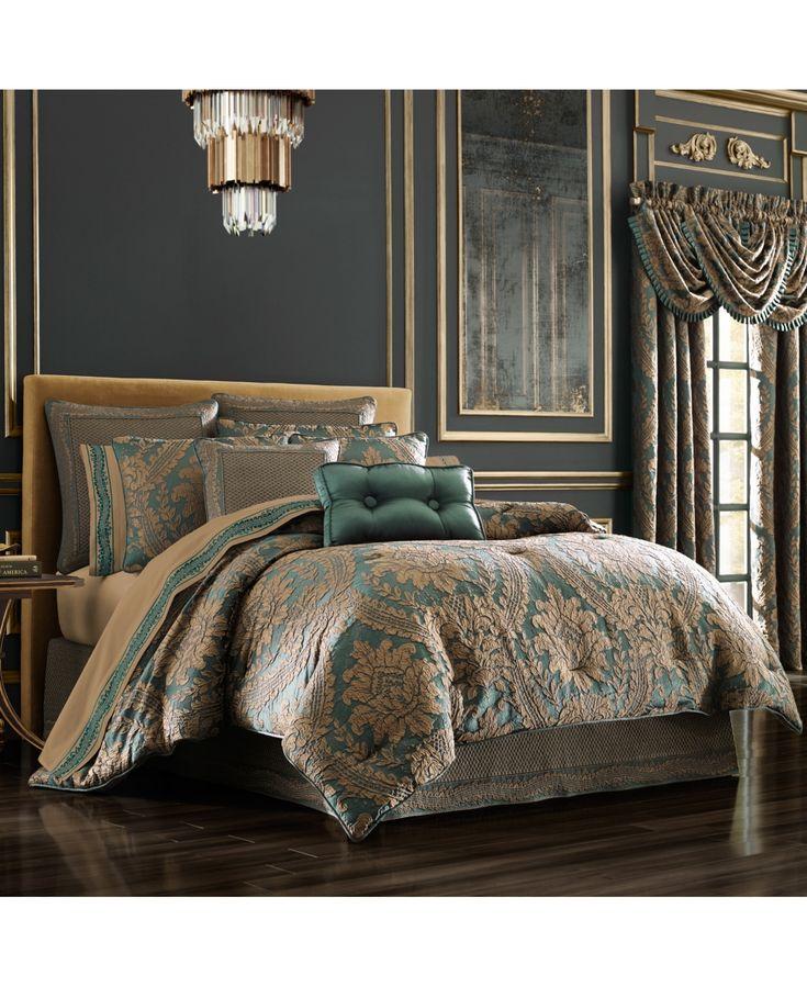 J. Queen New York Taormina California King Comforter Set