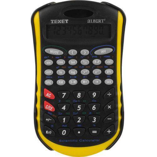 Buy Texet ALBERT2 12 Digit Best Scientific Calculators with Shopattack.in http://goo.gl/El46Wv