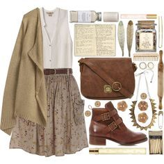 """""""Vintage style"""" by strayalley on Polyvore"""