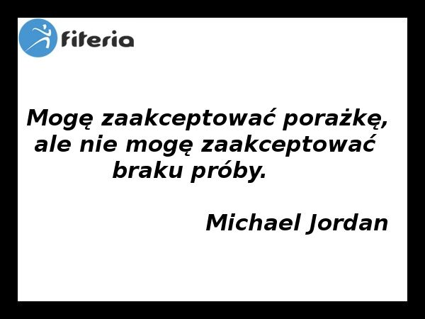 Motywacja - Michael Jordan