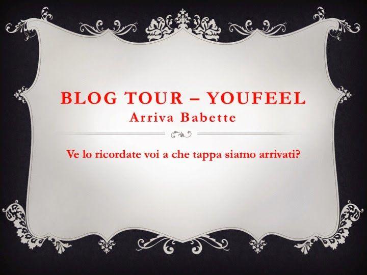 Babette legge per voi: Blog Tour YouFeel Rizzoli: prima giornata