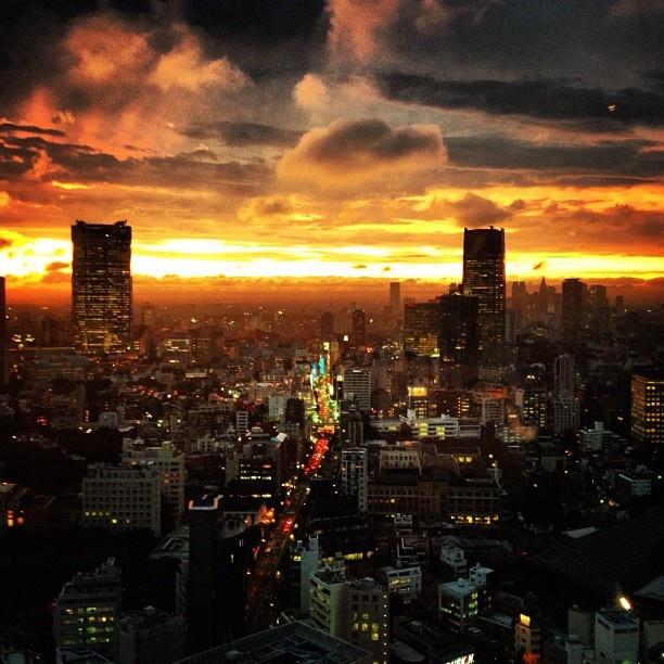 Tokyo Mahanakorn #dusitdreamholiday by icevenus1990