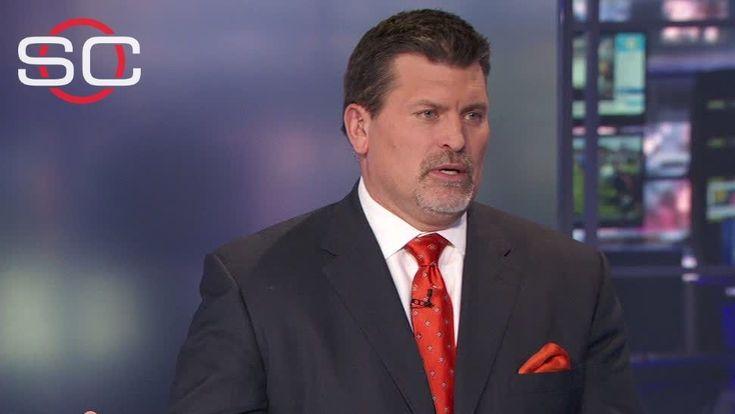 Schlereth says it makes 'perfect sense' to play Sanchez over Romo - ESPN Video