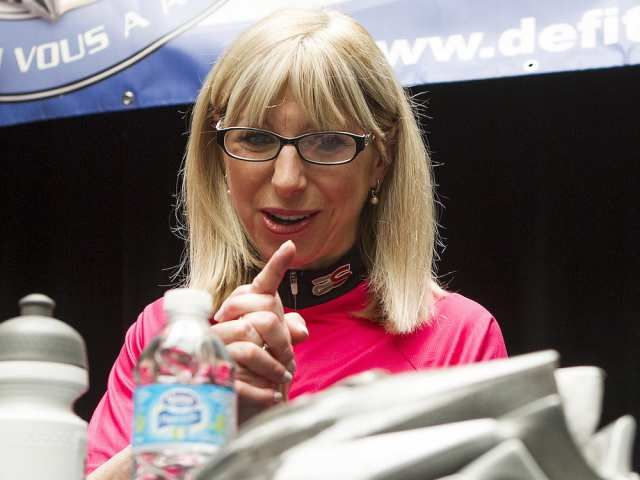 Bicycle safety: Helmet saved my life, Isabelle Richer says