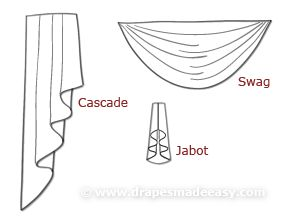 Fathead Wall Decals further 355502964314637018 moreover 549298485775832106 moreover Swag Pattern together with Swag Curtains. on swag valance patterns