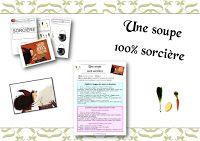 Dossier maternelle Une soupe 100% sorcière