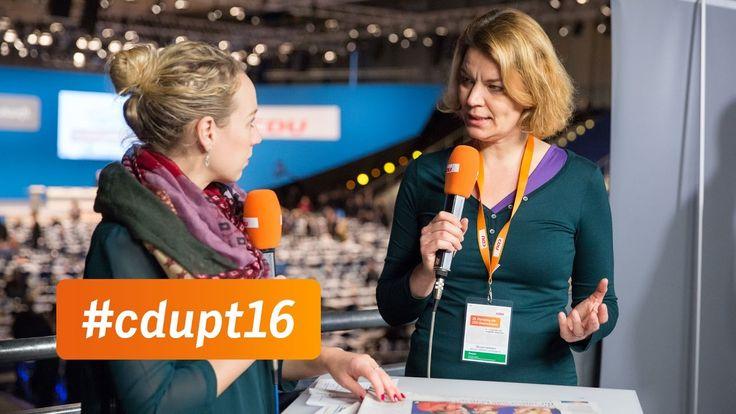 Medienschau #zum #Parteitag #mit Miriam Hollstein   #CDU   #Die Journalistin Miriam Hollstein sieht #eine ausgewogene Berichterstattung #ueber #den #ersten #Tag #der #Beratungen. #Im #Mittelpunkt #der Zeitungsartikel #stand #die #Rede #der CDU-Vorsitzenden #Angela #Merkel, #die #in #den #meisten #Medien #als #gute #und #zum #Teil emotionale #Rede beschrieben #wird, #mit #der #Angela #Merkel Delegierte #und Parteibasis erreicht #und #fuer http://saar.city/?p=35195