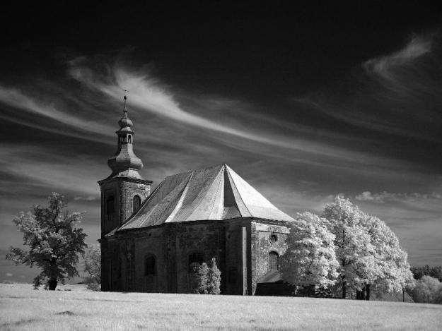Broumovsko - Kostel sv. Anny, Vižnov