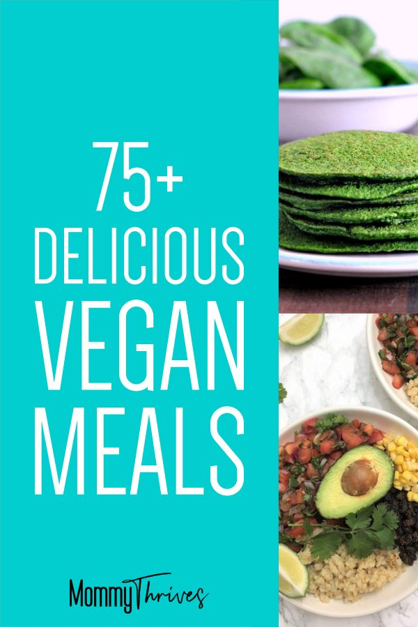 75 Plant Based Whole Food Recipes Mommy Thrives Plant Based Whole Foods Whole Food Recipes Vegan Breakfast Easy