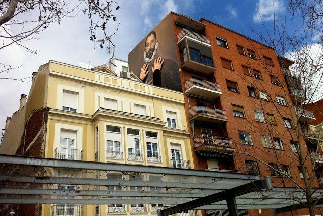 Cada día una foto de Palencia, realizada por ABBÉ NOZAL: Cervantes