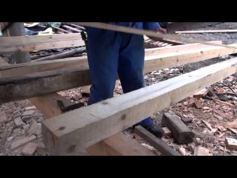 taksperr oppmerking grindbygg - YouTube