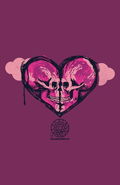 Love Skulls Redux - 2012