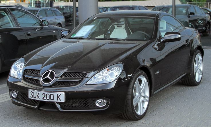 Mercedes SLK 200 Kompressor Grand Edition