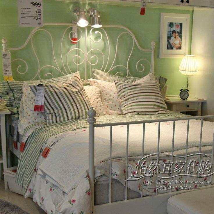 169 best images about ikea leirvik on pinterest romantic ikea bed frames and duvet covers. Black Bedroom Furniture Sets. Home Design Ideas