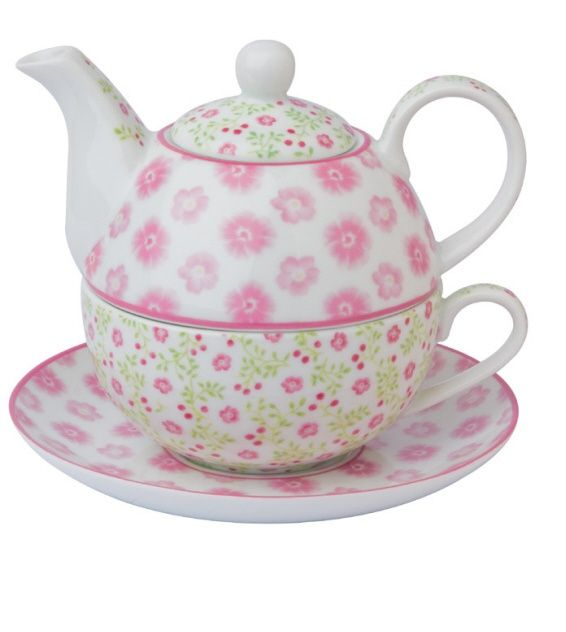 tea for one teapot cup and stand pinterest. Black Bedroom Furniture Sets. Home Design Ideas