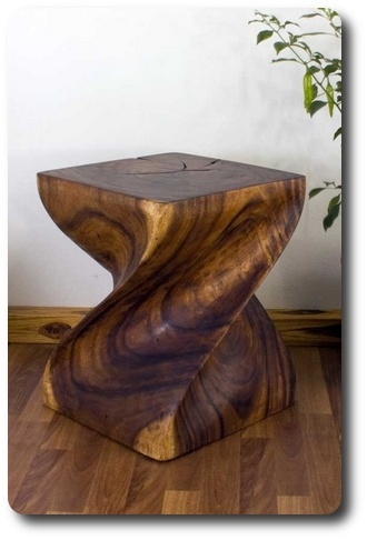 Best + Natural wood furniture ideas on Pinterest  Book tree