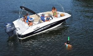 Groupon - Two- or Four-Hour Deck Boat Rental from Lotto Boat (Up to 65% Off) in Lottoboat. Groupon deal price: $69