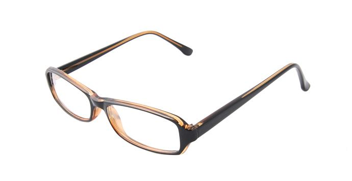Solo 8016 BROWN - Ladies Prescription FRAMES - Find a great pair today with our free Home Try-On service. Fast free shipping both ways.