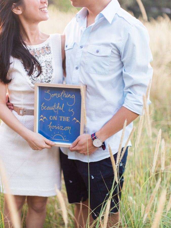 Such a cute e-sesh: http://www.stylemepretty.com/australia-weddings/new-south-wales-au/sydney/2015/07/28/sydney-centennial-parklands-engagement-session/   Photography: We Are Origami - http://weareorigami.com.au/