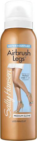 Airbrush Legs - Instant Liquid Leg & Body Makeup Spray - Sally Hansen