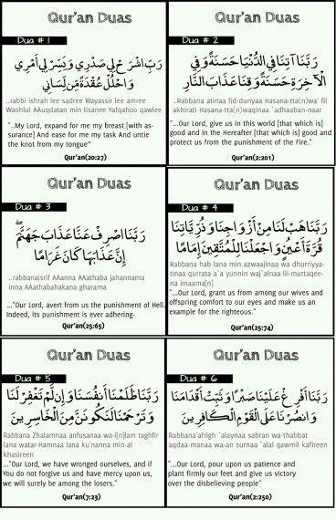 Al Quran Duas