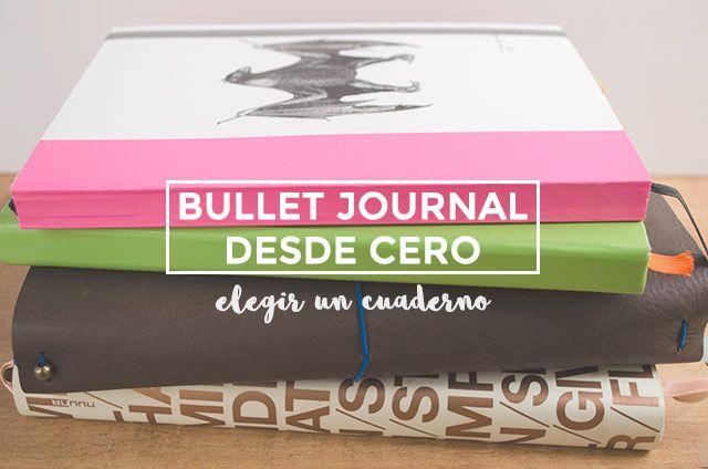 Muchas me escribís preguntándome sobre el sistema Bullet Journal, cómo empezar a usarlo, cómo montar vuestro cuaderno… Y yo siempre os remito a la página original, la de Ryder Carroll, porque…