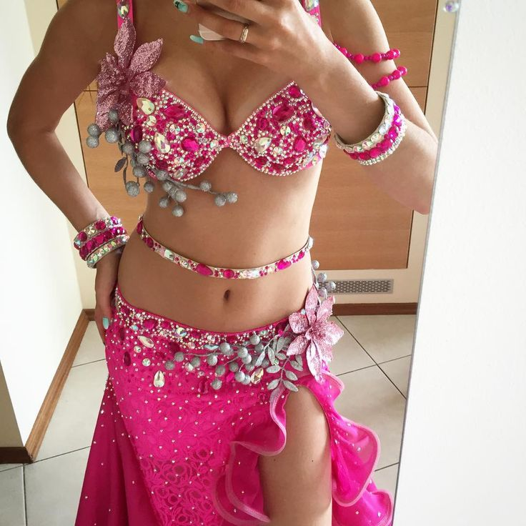 New pink baby by me :) #aliah #costumes #dance #bellydance #design #beautiful #pink #exclusive #sexy #dress #sew #handmade