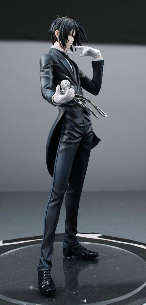 Black Butler G.E.M. Serie PVC Statue Sebastian Michaelis 24 cm Black Butler - Hadesflamme - Merchandise - Onlineshop für alles was das (Fan) Herz begehrt!
