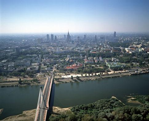 Warsaw (Warszawa), Poland (Polska)...