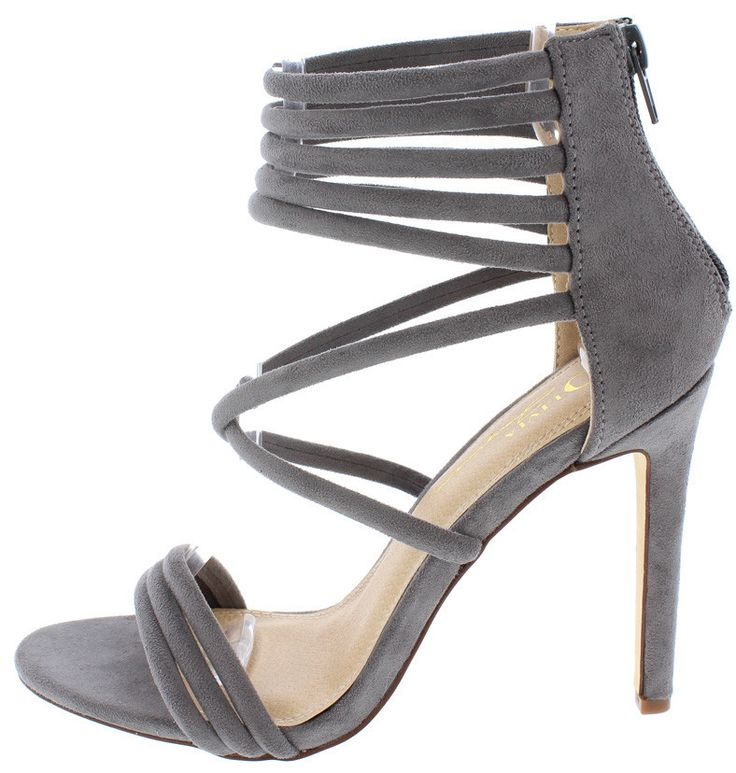 A night out on the town isn't the same without these gorgeous heels on your…