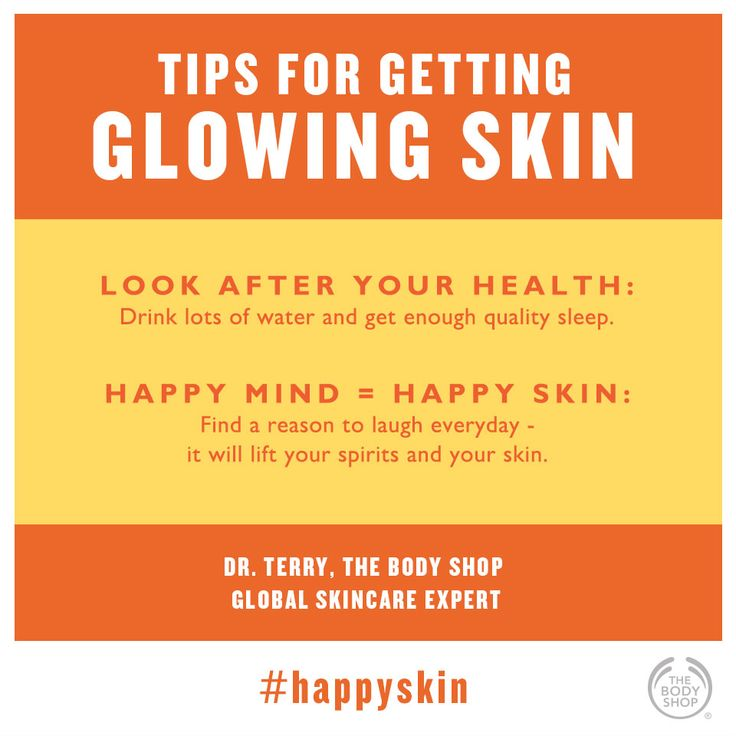 Two easy ways to get glowing, #happyskin! #vitaminc #healthyglow #skincare #glowingskin http://www.thebodyshop.co.za/store/list/category/vitamin-c