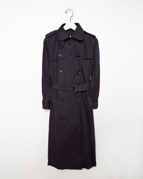 Isabel Marant Étoile | Maden Trench Coat | La Garçonne