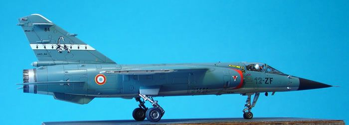 Special Hobby 1/72 scale Mirage F.1C by Eric Duval: Image