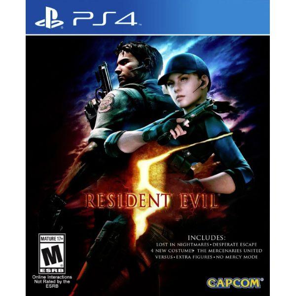 Resident Evil 5 HD [PlayStation 4] – Shopville