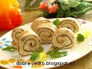 Dobré jedlo: Palacinkové chuťovky - recepty na dobré jedlo
