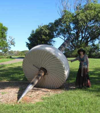 the Big Spindle....Port Macquarie, NSW