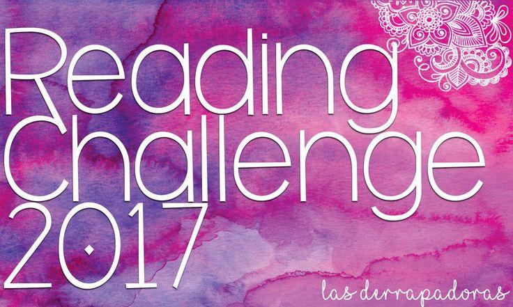 Más vale tarde que nunca, les traemos el #readingchallenge2017