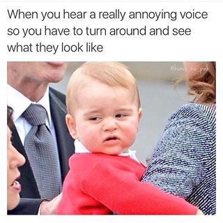 always in choir when the people in the back row sing the wrong note. pls stop.