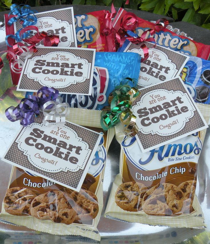 One Smart Cookie | caramel potatoes:  everyday should be delicious Idea for Graduate Party Favor