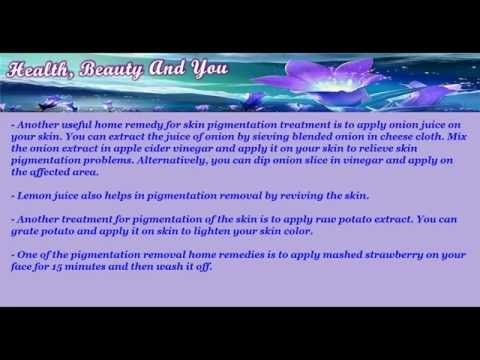 Home Remedies for Pigmentation and Dark Spot