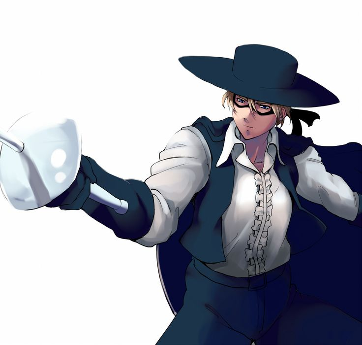 Kaiketsu Zorro. Why was I not informed that this was a thing?