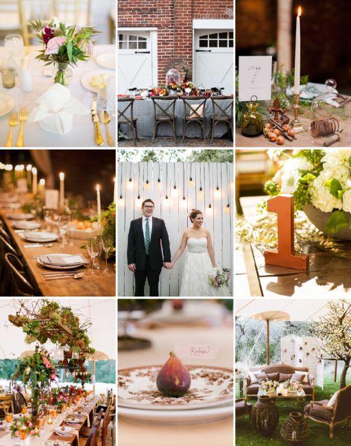 Fall Wedding Reception Trends | Theknot.com