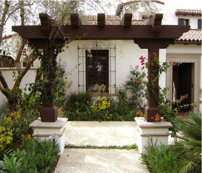 17 Best Ideas About Small Mediterranean Homes 2017 On: 17 Best Images About Attached Pergola / Gazebos On