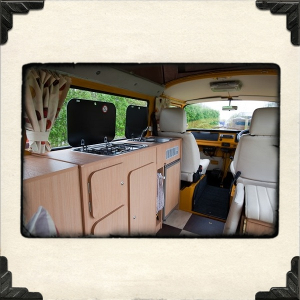 Bart One Of Our VW Campervan For Hire From Vanilla Splits Located On The Boarder Sussex And Hampshire Book Your Holiday In Range Split Screen