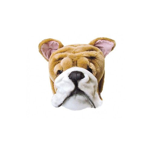 Matthew the English Bulldog - Wall Mountable from TUSK homewares