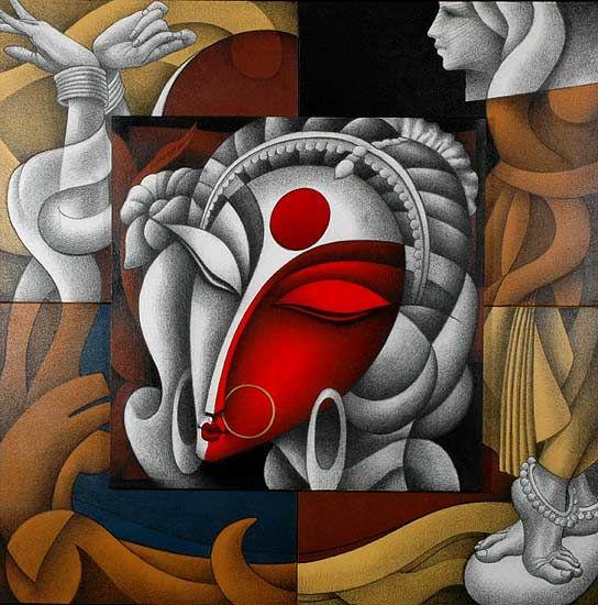 Jagannath Paul Painting - SuchitrraArts.com
