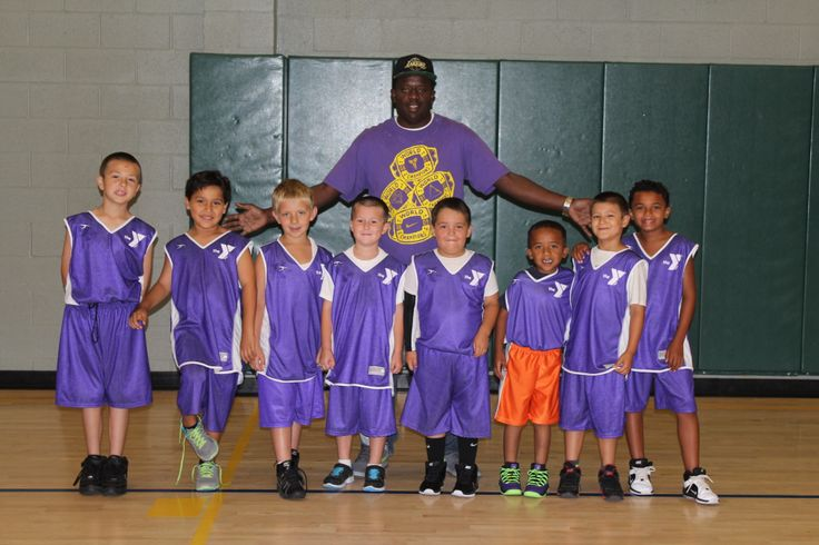 Pin by YMCA of Riverside County on Basketball Classes